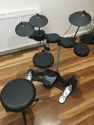 Ringway TD36 electric drum kit in excellent condition