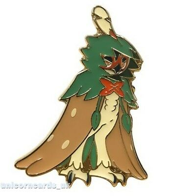 Pokemon Decidueye GX Pin :: Official Pokemon Pin From Decidueye-GX Premium Colle