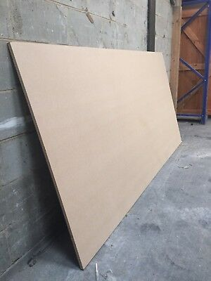1x Full Sheet 18mm MDF 8x4foot/2440x1220mm Cut To Your Size