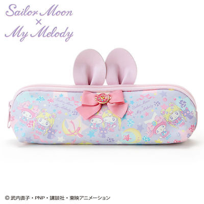 Sailor Moon x My Melody Pen Pouch SANRIO from Japan Kawaii New
