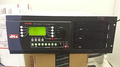 Dts-6Ad Digital Theater Systems Cinema Processor Home/move Theater