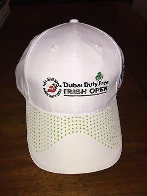Dubai Duty Free Irish Open Cap Rory Mcilroy BNWT