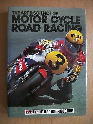 """""""the Art & Science Of Motor Cycle Road Racing""""  By Peter Clifford."""