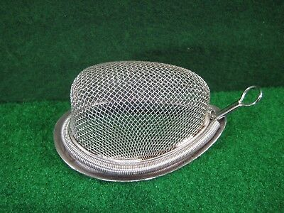 Mesh Stainless Steel Anesthesia Mask,  Military issue equipment.