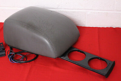 Gm Vs Statesman S3 Leather Centre Console Lid - Hidden Cup Holders - Vn Vp Vq Vr