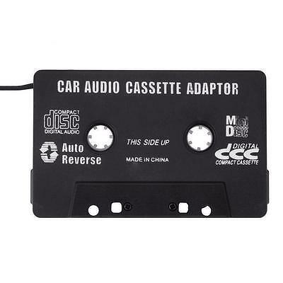 Audio AUX Car Cassette Tape Adapter Converter 3.5 MM for iPhone iPod MP3 CD Ox