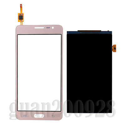 Touch Screen Digitizer + LCD Display For Gold Samsung Galaxy On5 G550T G550T1