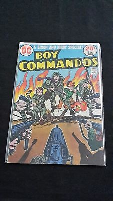 Boy Commandos #1 - DC Comics - October 1973 - 1st Print