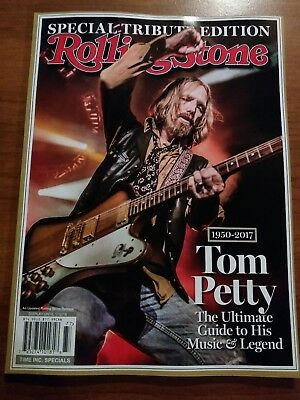 Rolling Stone Special Collector's 2017, Tom Petty 1950-2017
