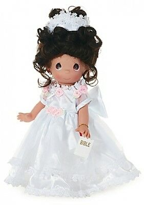 Precious Moments Quinceanera Doll 12 Cute Vinyl Fabric Holy Child Kid Girls Toy