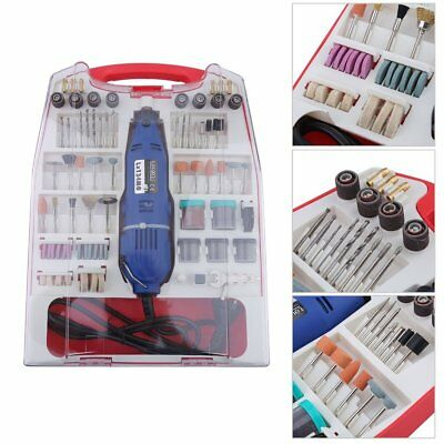 Dremel Rotary Tool Variable Speed Mini Drill Set 243pc Accessorios 220V EU Plug