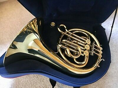 John Packer JP161 French Horn Single Bb - excellent condition