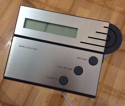 Bang And Olufsen BeoTalk 1200 Answering Machine, Working