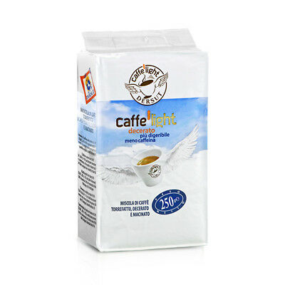 Dersut Mixture Of Ground Coffee dewaxed Light - 250 G Made in Italy