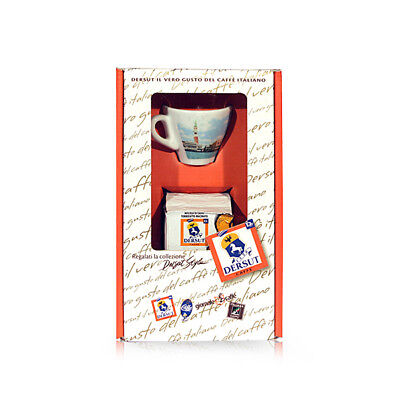 Dersut Package Special Blend Of Ground Coffee Sp 125 G + 1 cup Venice Surprise M