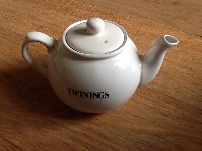 Twinings of London Porcelain Teapot, BNIB.. Gift, Christmas idea