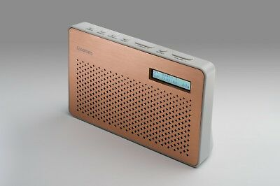 Goodmans CANVASCOP DAB+ DAB Digital & FM Radio