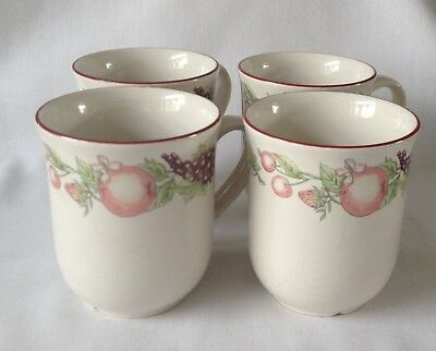 Boots Orchard Mugs x 4 - Multiple Available