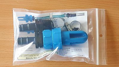 Waterbed Filling Kit, Easy Fill, From Your Shower