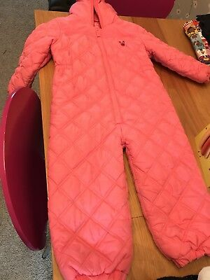 Girls Next All In One Snow Coat 3/4