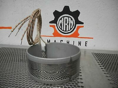 """TEMPCO 10000402 D 11 29 Band Heater 950W 240/480V 5-1/2"""" ID 2-1/2"""" Length Used"""