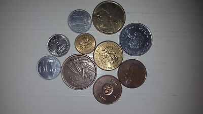 Word Coin Foreig Lot Lote De 10 Monedas Coin Offer Oferta Todas Diferentes