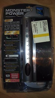 Monster Cable HTFS 1000 Surge Protector Filter MTSS1000