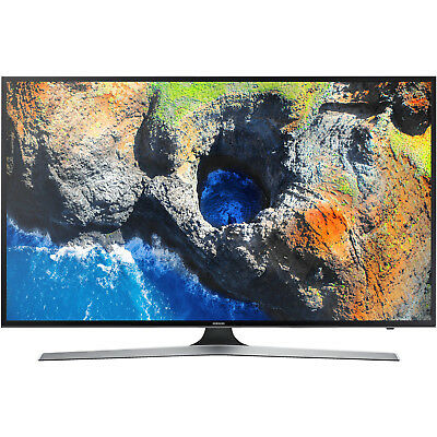 SAMSUNG UE43MU6199U LED TV (Flat, 43 Zoll, UHD 4K, SMART TV)