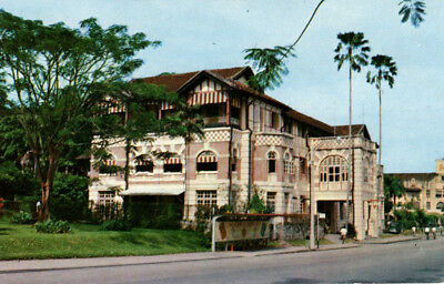 Singapore: The YMCA Building Stamford Road Unposted Circa 1960 601