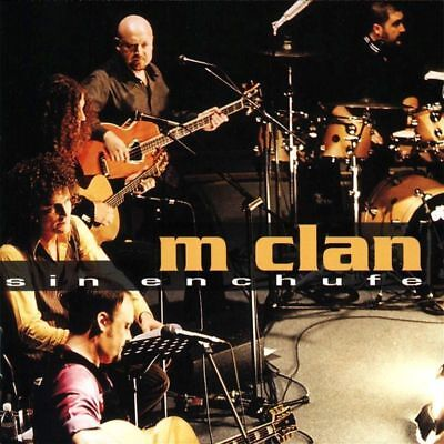 "LP M CLAN ""SIN ENCHUFE -2 VINILO + CD-"". Nuevo"