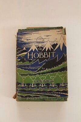 The Hobbit - Tolkien - 2nd Edition 8th Impression - 1956