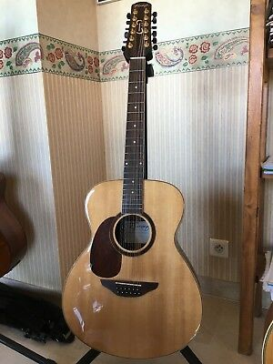 Guitare Gaucher FOLK 12 CORDES FAIRCLOUGH SKY
