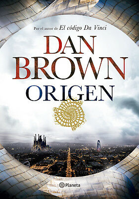 """Origen"" de Dan Brown"