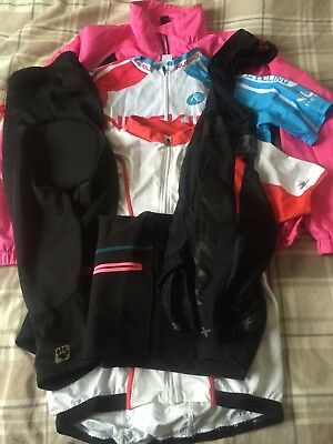 Ladies Cycling Clothes Bundle