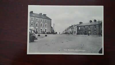 The Square, Belmullet, Co Mayo - postcard
