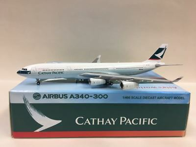 JC Wings Cathay Pacific Airbus A340-300 1:400 B-HXJ XX4091