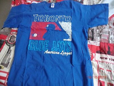 Toronto Blue Jays Vintage Jersey. Men's XL