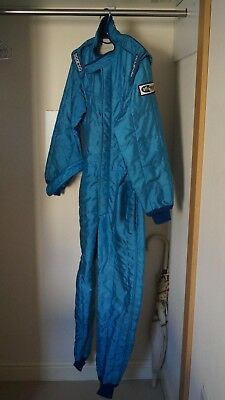 Sparco Track/Rally suit - slightly used