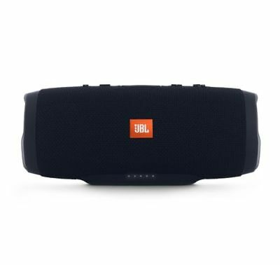 Brand New Sealed JBL Charge 3 Waterproof Portable Bluetooth Speaker - Black USA