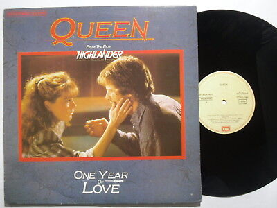 QUEEN: One Year Of Love / Gimme The Price / Princes Of The Universe - Mx SPANISH