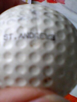 Golf Ball British Open 1978----St Andrews