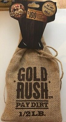 Pay Dirt Gold Company 0.5 Pound Bag of Pay Dirt