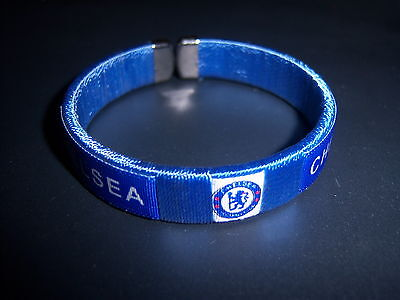 192x BRAND NEW  CHELSEA FOOTBALL CLUB  WRISTBANDS BULK LOT