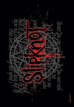 Authentic SLIPKNOT Duality Silk-Like Fabric Poster Flag NEW