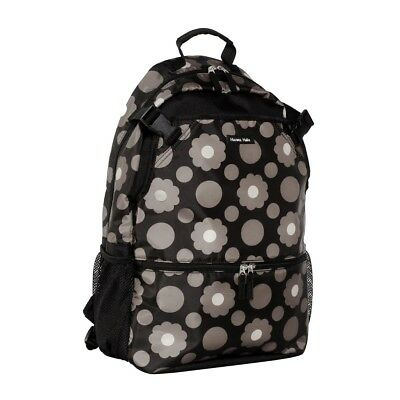Tennis bag ladies polka-dot flower pattern backpack Hannahra BACKPACK TNS-BPK