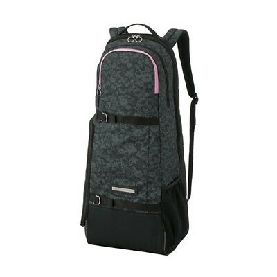 NEW Yonex Tennis Bag Racket Rucksack [for two tennis] BAG 1769 Black / Pink F/S