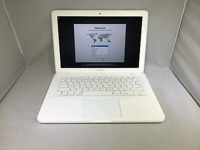 MacBook 13 White Mid 2010 2.4GHz 2 Duo 2GB 250GB Good Condition VERY LOW PRICE!!