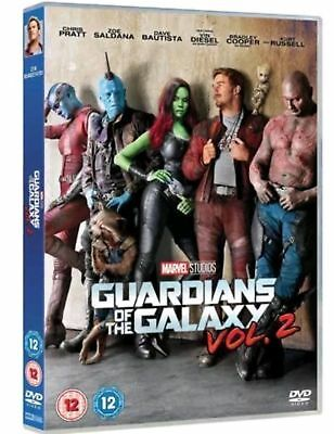 Guardians of the Galaxy Vol. 2 DVD  New Sealed Boxed