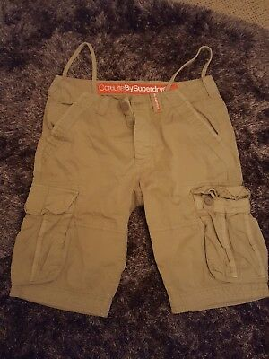 mens superdry shorts medium