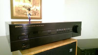 DENON PRA-1200 vintage stereo pre-amplifier with MM/MC phono stage